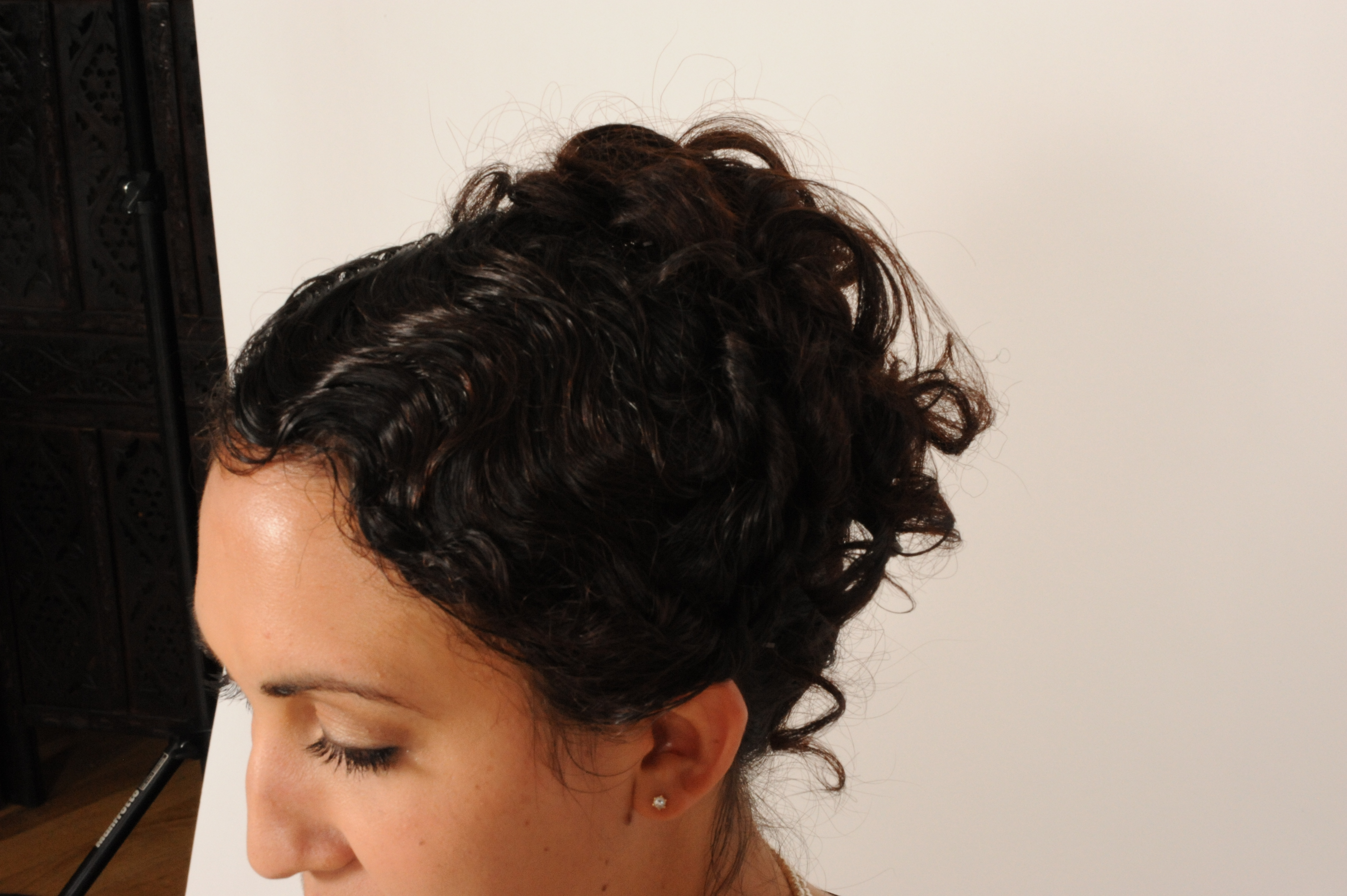 Hairstyle Lookbook Finger Waves You Can Get There From Hair